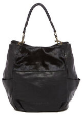 Liebeskind Berlin Jeany Black Leather Shoulder Bag New With Tag $298