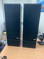 Bowers Wilkins B&W DM 330i floor standing speakers Used