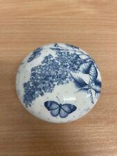 Portmerion Botanic Blue Bowl