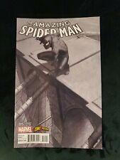 AMAZING SPIDER-MAN #15 CONNECTING B&W EXCLUSIVE SPIDERMAN 1 MARVEL