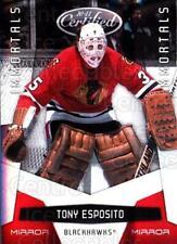 2010-11 Certified Mirror Red #165 Tony Esposito
