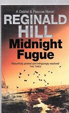 Midnight Fugue by Reginald Hill, New Book (Paperback)