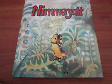 (E1210)RARES ALTER KINDERBUCH NIMMERSATT HANS-DIETER SCHWARZ ALTBERLINER EA 1978