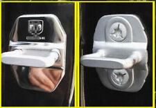 Stainless Steel Door Striker Cover Lock Buckle Cap For Dodge Ram 2010-2020