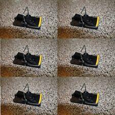 6pcs Plastic Vole Traps easy setup Snap Snap-E Mouse Trap Rodent