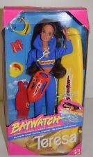 Baywatch Teresa Barbie Doll 1995 Collectible Vintage Mattel 13201