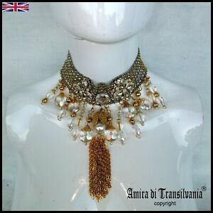 fashion jewelry woman jewels necklace swarovski collier choker jewellry design 1