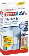tesa® Insect Stop Fliegengitter 55193 ALU Comfort Adapter-Set Insektenschutz