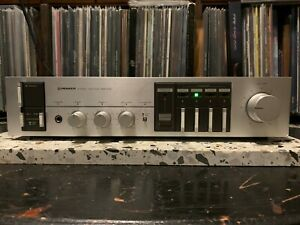 PIONEER SA-540 vintage stereo integrated amplifier  VGC GWO recapped PAT tested