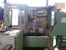 Hermle Fräsmaschinen für die Metallbearbeitungs