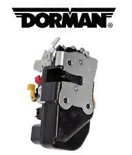 Chrysler Aspen Dodge Durango Front Driver Left Door Lock Actuator Dorman 931-012