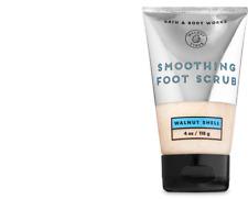 Bath and Body Works Smoothing Foot Scrub Walnut Shell 4oz