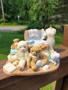 "2009 Large Cherished Teddies Figure 4016839 Rachel ""Down Memory Lane"""