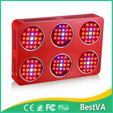 GoldenRing S6 1260W LED Grow Light Full Spectrum for Indoor Plants Veg and Bloom
