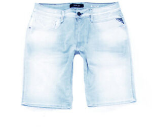 REPLAY ANBASS SHORT HERREN JEANS – W36 waitom grover jennon**TOP 2021 **