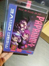 PAPRIUM EUROPEAN INVESTOR EDITION -  Sega Mega Drive / Genesis - LAST ONES! !