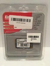 """KingSpec 32GB Mini 1.8"""" Internal SSD 32G PCI-E mSATA Solid State Drive 6Gb/s"""