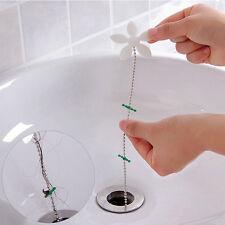 Useful Bathroom Hair Sewer Filter Drain Kitchen Sink Filter Strainer Cleaner