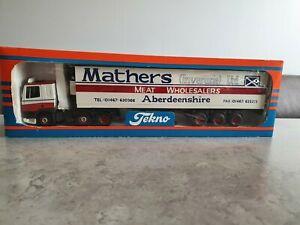 tekno Mathers Daf in mint condition 1 50th scale