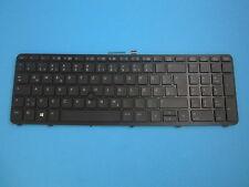 keyboard DE HP ZBook 15 17 Mobile Work Station SPS-733688-041 German Backlit