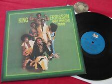 LP KING ERRISSON The Magic Man  1975  USA   M-