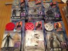 X-Men The Movie Action Figure Lot. New. Jean, Rogue, Logan, Storm, And More