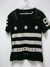 Rocawear Herren T-Shirt Shirt schwarz Gr. M