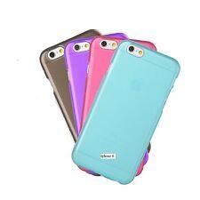 "4 pc lot  iPhone 6 / 6S / 4.7"" Case Slim Transparent Clear Soft TPU Cover Rubber"