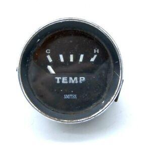 SMITHS 166 TEMPERATURE GAUGE VINTAGE CLASSIC FORD AUSTIN BMC LOTUS RETRO