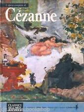 L'Opera Completa di Cézanne - Classici Dell'Arte Rizzoli Milano 1970
