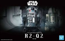Bandai 5057710 1/12 Scale Star Wars Droid Collection Model Kit R2-Q2