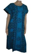 Plus Size Kaftan 100% Cotton Dresses for Women