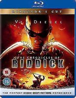 The Chronicles Of Riddick - Del Regista Taglio Blu-Ray Nuovo (8260142)