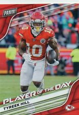 2020 Panini Player of the Day Tyreek Hill Chiefs