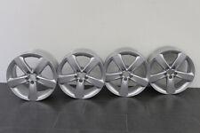 ORIGINALE Audi a6 4g CERCHI IN LEGA CERCHIONI 4g0601025m 7,5 x 18 pollici Cerchi Set 4 pezzi
