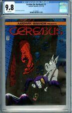 CEREBUS THE AARDVARK 13 CGC 9.8 WP Aardvark-Vanaheim 1979 - 1980