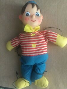 Knickerbocker Pinocchio Puppet 1962