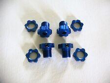 Traxxas 1/10 E-Revo 17mm Splined Wheel Hexes Hex Nut /  3.3 Revo/Summit