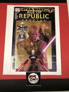 Star Wars Age Of Republic Special #1 Rex Mace Jar Jar Asaaj Ventress Ahsoka Tano