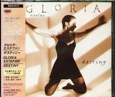 Gloria Estefan - Destiny - Japan CD+1BONUS - NEW - 12Tracks