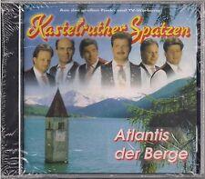 CD Kastelruther Spatzen `Atlantis der Berge` Neu/OVP