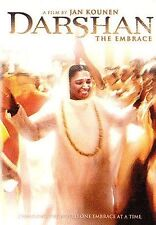Darshan - the Embrace (DVD, 2006) BRAND NEW!