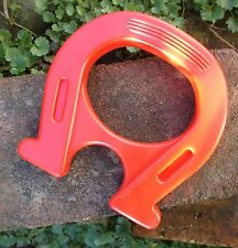 GIANT PLASTIC HORSESHOE MAGNET - Childrens Learning resources  science preschool