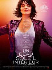 UN BEAU SOLEIL INTERIEUR Affiche Cinéma Originale Movie Poster Juliette Binoche