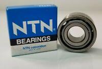 NTN 5202C3, Double Row Angular Contact Ball Bearing - Open, 15MM X 35MM X 15.9MM
