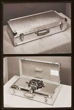 PAILLARD BOLEX - KERN Stereo Ausrüstung Werbeaufnahme 1952 - 2 Glasnegative/335