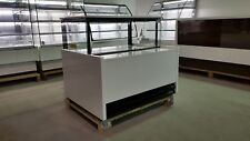 Retail Wood  Counter Shop Confectionary Display 1000mm Led Light