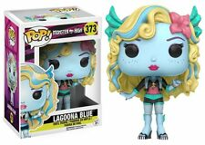 Funko POP! Television ~ LAGOONA BLUE VINYL FIGURE ~ Monster High