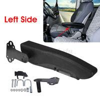 Left Side Adjustable Car Truck Trailer Seat Armrest Arm Console Box Arm Rest