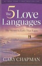 The 5 (five) Love Languages by Gary Chapman paperback book FREE USA SHIPPING